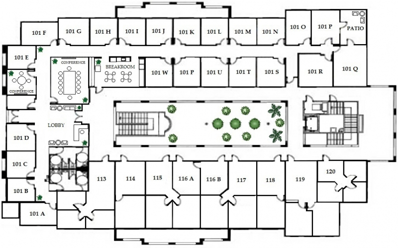 WS floorplan first floor